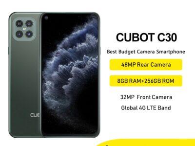 Смартфон Cubot C30