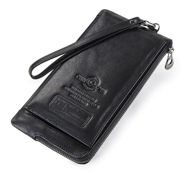 Мужской кошелек 2020 из натуральной кожи