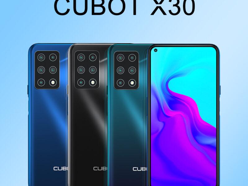Смартфон Cubot X30