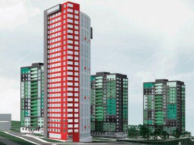 Продажа квартиры-студии в новостройке на улица Лысогорская, дом №2