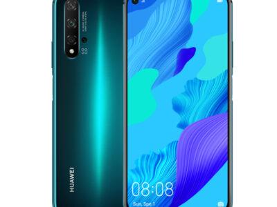 Смартфон HUAWEI nova 5T 6 ГБ + 128 ГБ